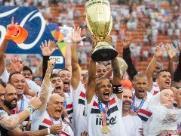 São Paulo vence o Vasco nos pênaltis e é campeão da Copinha
