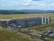 Aeroporto privado passa a operar voos internacionais