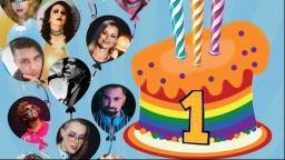 Centro de Referência LGBTQIA+ celebra um ano com sarau