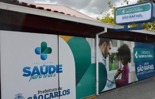 Divulgação - Jardim São Rafael ganha Unidade de Saúde da Família