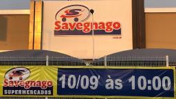 Savegnago da Vila Xavier será inaugurado na quinta-feira (10)