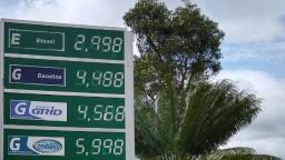 Preço do etanol chega a R$ 2,99 nesta semana em São Carlos