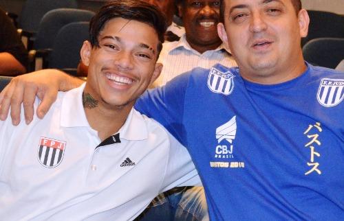 Divulgação - Sebá também foi eleito técnico e dirigente do ano