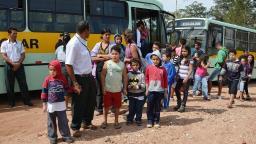 Secretaria de Educação realiza cadastro para transporte rural