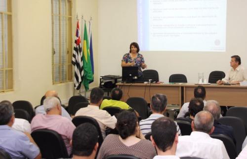 ACidade ON - Araraquara - Secretários se reuniram com vereadores para tratar de projeto