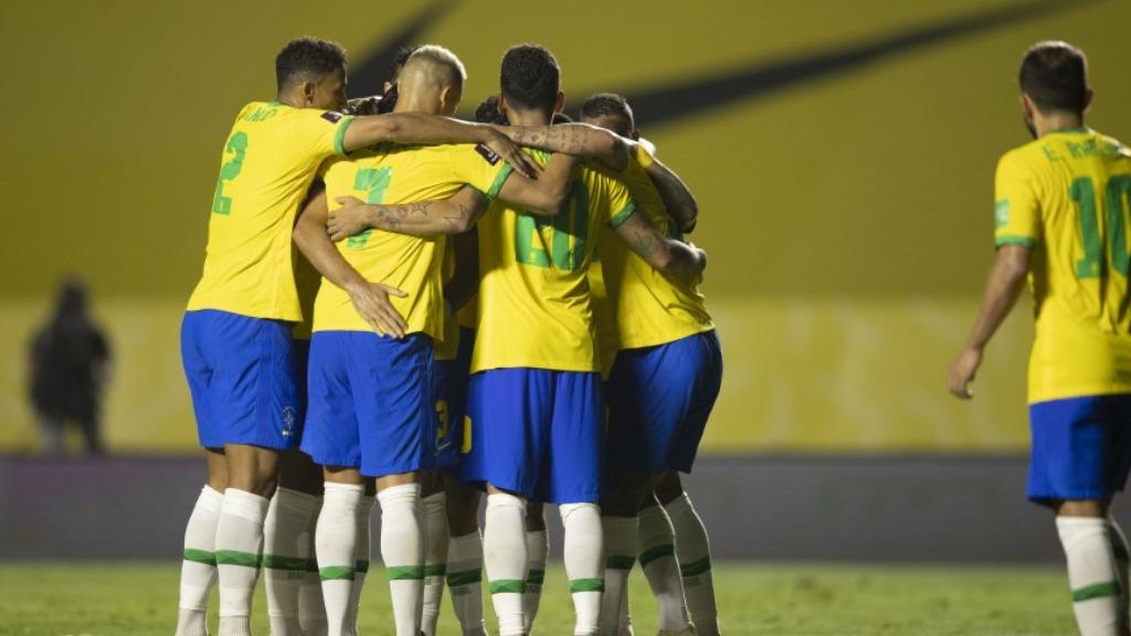 Seleção Brasileira encara o Uruguai na noite de hoje. (Foto: CBF/Divulgação) - Foto: CBF/Divulgação