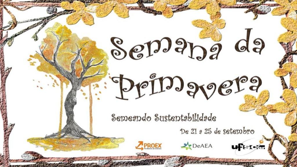 Programação do evento, que será gratuito e online (Imagem: Divulgação) - Foto: ACidade ON - São Carlos
