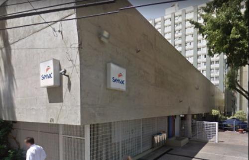 Crédito: Reprodução Google Street View - Senac está com 65 vagas gratuitas para dois cursos. Crédito: Reprodução Google Street View