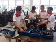 Senai de Araraquara oferece cursos gratuitos para dois cursos