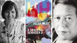 Alice SantAnna e uma Nova Perspectiva Editorial para Hilda
