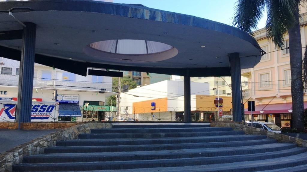 Palco da Praça João Zelante em Serra Negra Foto: Andreia Pereira - Foto: ACidade ON - Circuito das Águas