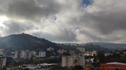 Serra Negra registra maior volume de chuva no Circuito