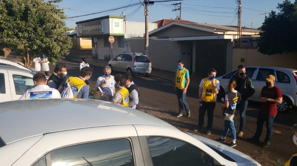 Inquérito epidemiológico na cidade começou neste sábado (11) e termina domingo (12) (Foto: Divulgação / Redes Sociais) - Foto: Divulgação / Redes Sociais