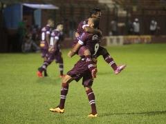 Sertãozinho marcou dois gols antes dos dez minutos do primeiro tempo - Foto: Matheus Urenha / A Cidade
