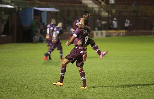 Matheus Urenha / A Cidade - Sertãozinho marcou dois gols antes dos dez minutos do primeiro tempo