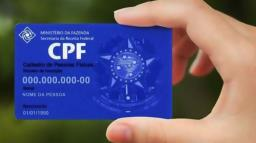 Cartórios de São Paulo passam a fazer regularização de CPF