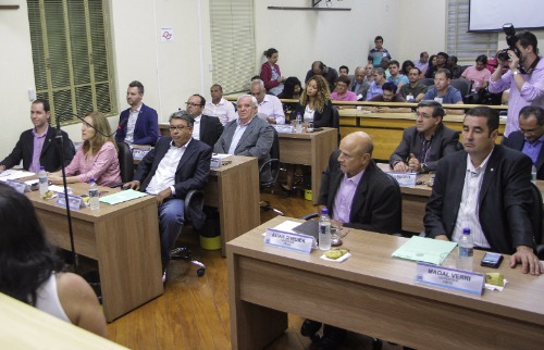 Amanda Rocha - Sessão da Câmara de Araraquara (Amanda Rocha)