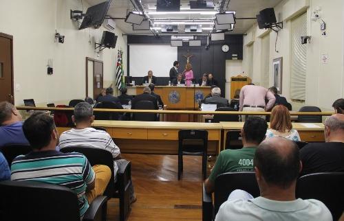 Sessão ordinária da Câmara aconteceu nesta terça-feira (19). (Foto: Divulgação/Câmara) - Foto: Divulgação