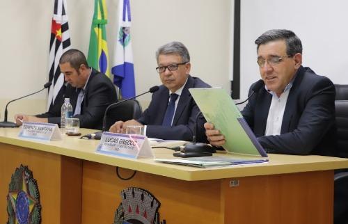 Sessão ordinária da Câmara ocorreu nesta terça-feira (23). (Foto: Divulgação/Câmara) - Foto: Divulgação/Câmara