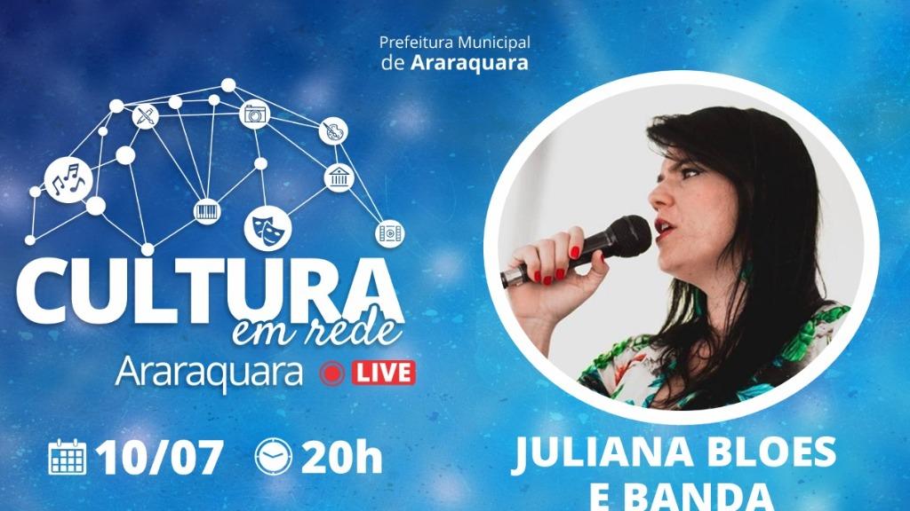Sexta-feira (10) tem clássicos do samba no 'Cultura em Rede' - Foto: ACidade ON - Araraquara