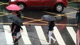 Semana termina com chuva e temperatura amena em Campinas