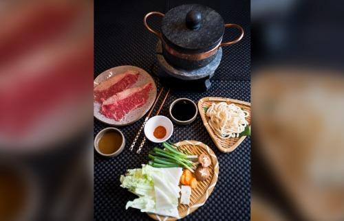 Shabu Shabu, servido no menu Omasake do Kaizen (Foto: Divulgação) - Foto: Divulgação