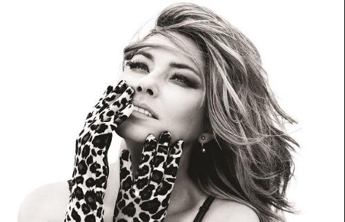 Shania Twain fará show na Festa do Peão de Barretos no dia 18 de agosto - Foto: Divulgação
