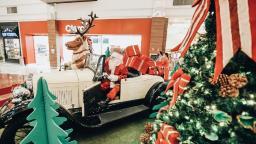Ribeirão Preto: Papai Noel é substituído por totem digital