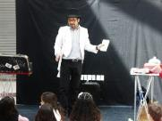 Show de mágica anima Domingo é Dia de Teatro no Iguatemi São Carlos