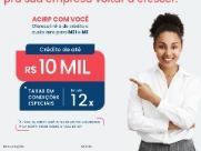 ACIRP Ribeirão Preto oferece linha a custo zero para MEI e ME