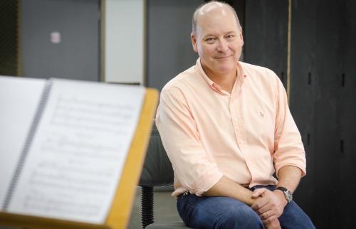 Luiz Cervi / Especial - Sílvio Trajano Contart foi reeleito ao cargo de presidente da Orquestra