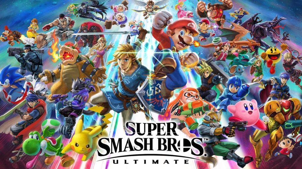 Super Smash Bros Ultimate - Foto: Game ON TV