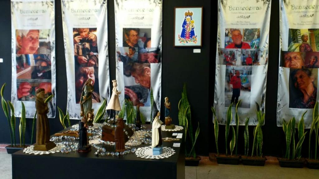 """Exposição """"Benzedeiras, tradição milenar de cura e fé (Foto: Divulgação/Bruno Boulay) - Foto: Divulgação"""