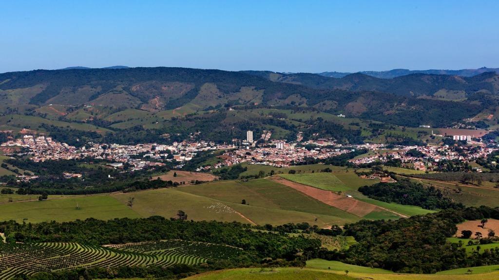 Vista da estância de Socorro (Foto: Divulgação/Assessoria de Imprensa) - Foto: Divulgação
