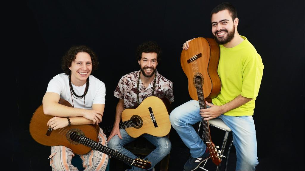 Trio Macunaíma abre a 6ª edição do Encontro de Música & Arte do Conservatório de Socorro  (Foto: Divulgação) - Foto: Divulgação