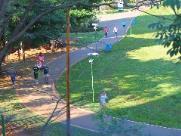 Nogueira anuncia reabertura de parques e volta da ciclofaixa