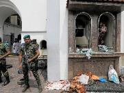 Presos no Sri Lanka suspeitos de ataques a igrejas e hotéis