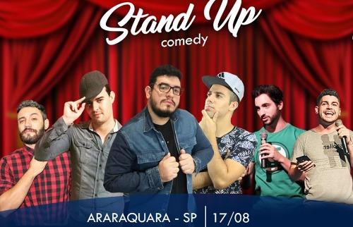 Standy up é opção de diversão em Araraquara (Foto:: Divulgação) - Foto: ACidade ON - Araraquara