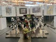 Biblioteca Comunitária da UFSCar apresenta exposição da série Star Wars