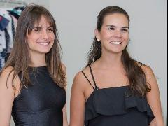 Stellinha Santini e Isabel Said em mais uma edição do Trend Platino; veja mais fotos na galeria - Foto: Luiz Cervi / Especial