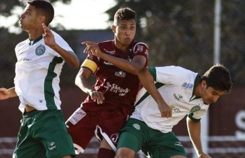 (Foto: Divulgação) - Sub-20 e Sub-17 também entraram em campo neste fim de semana (Foto: Divulgação)