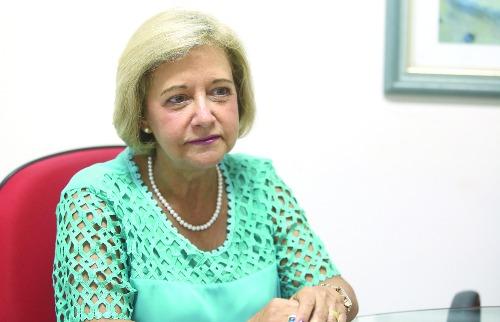 Milena Aurea / A Cidade - Suely Vilela, secretária de educação (Foto: Milena Aurea/ A Cidade)