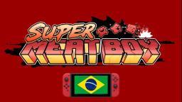 Clássico Indie Super Meat Boy chega hoje na Nintendo eShop Brasil