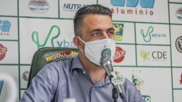 Superintendente do Guarani avalia a volta aos treinos