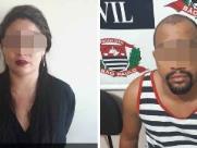 Dupla é presa tentando praticar estelionato em banco de São Carlos