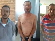 Trio suspeito de matar homem em Ribeirão Bonito é preso pela PM