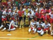 Com goleada de 7 a 1, Luiz Antônio conquista o tri da Taça EPTV