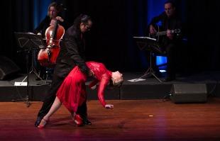 Reprodução / Facebook - Uma Noite de Tango