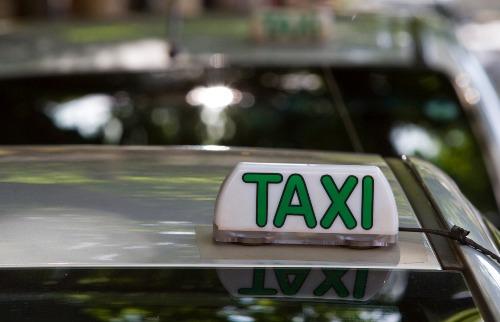 Táxi - Foto: Weber Sian / A Cidade