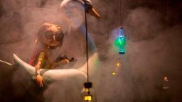 """Teatro de bonecos leva """"O som das cores"""" para o Sesc Araraquara"""